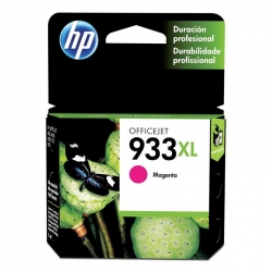 Cartuchos Tinta HP 933Xl Magenta Original 8/5ml