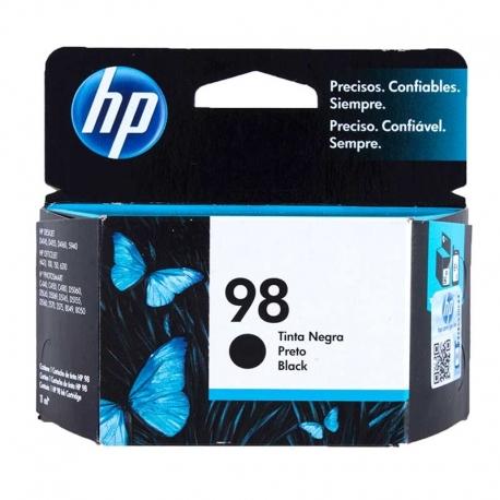 Cartuchos Tinta HP 98 Negro Original 420 Pag