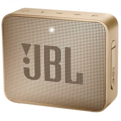 Parlante JBL GO 2 Bluetooth ?80dB 730mAh Champagne