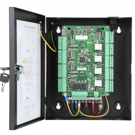 Panel de Control Hikvision DS-K2804 RJ45 RS-485