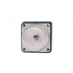Sirena Estroboscópica Honeywell 710RD para alarma