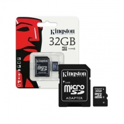 Memoria SD Kingston SDC4/32GB 32GB SDHC