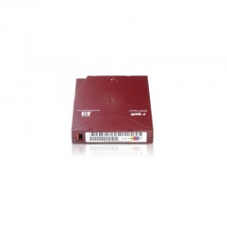 Disco HP C7972A Lto Ultrium 200GB / 400GB rojo