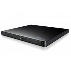 Unidad DVD Portable LG GP65NB60 USB 2.0 Negro