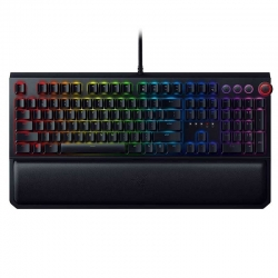 Teclado Razer Blackwidow Elite USB Gaming Negro