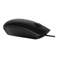 Mouse Dell MS116-BK 3 botones USB Negro