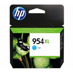 Cartuchos Tinta HP 954Xl Cyan Original 1600 Pag