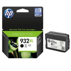 Cartuchos Tinta HP 932Xl Negro Original 1000 Pag