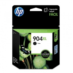 Cartuchos Tinta HP 904Xl Negro Original 21/5ml