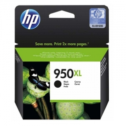 Cartuchos Tinta HP 950Xl Negro Original 53ml 2300P