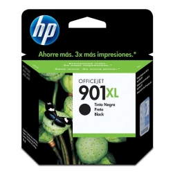 Cartuchos Tinta HP 901Xl Negro Original 14ml 700Pa