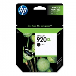 Cartuchos Tinta HP 920Xl Negro Original 49ml 1200P