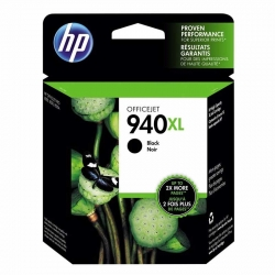 Cartuchos Tinta HP 940Xl Negro Original 49ml 2200P