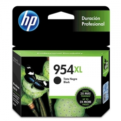 Cartuchos Tinta HP 954Xl Negro Original 2000 Pag