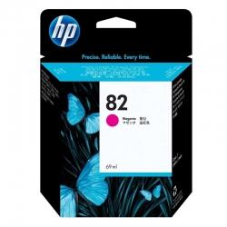 Cartuchos Tinta HP 82 Magenta Original 69ml