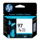Cartuchos Tinta HP 97 Tricolor Original 14ml 560Pa