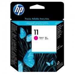 Cartuchos Tinta HP 11 Magenta Cabezal Impresión