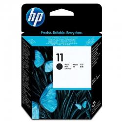 Cartuchos Tinta HP 11 Negro Cabezal Impresión