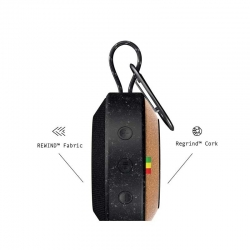 Parlante Portátil House of Marley Bluetooth Negro