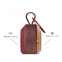 Parlante Portátil House of Marley Bluetooth Rojo