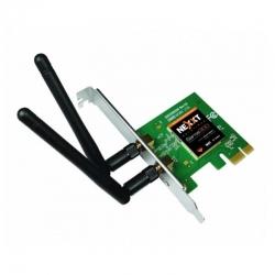 Tarjeta PCI-e Wi-Fi Nexxt 2.4 GHz 802.11n 300 Mbps