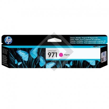 Cartuchos Tinta HP 971 Magenta Original 2500 Pag