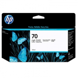 Cartuchos Tinta HP 70 Photo Negro Original 130ml