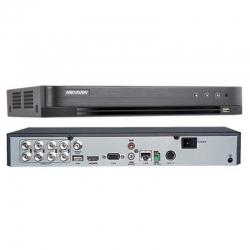 DVR Hikvision DS-7208HQHI-k1 Tetrahibrido 8CH 3MP