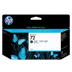 Cartuchos Tinta HP 72 Negro Mate Original 130ml