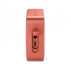 Parlante Portátil JBL Go 2 Bluetooth 3.5mm Canela