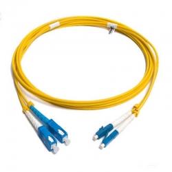 Cable de Fibra Óptica Furukawa 2.5 m Amarillo OM3