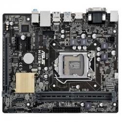 Tarjeta Madre ASUS H110M, DDR4, SATAIII, USB 3.0