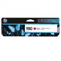 Cartuchos Tinta HP 980 Magenta Original 6600 Pag