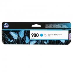 Cartuchos Tinta HP 980 Cián Original 6600 Pag