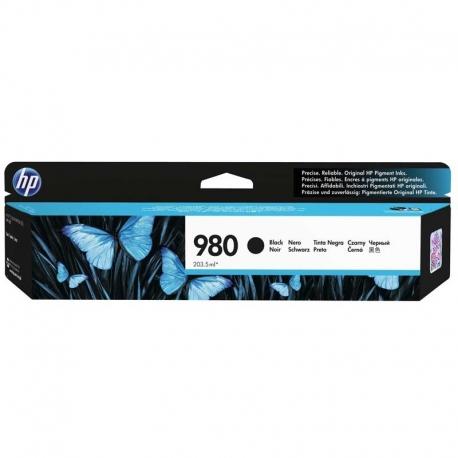 Cartuchos Tinta HP 980 Negro Original 10000 Pag