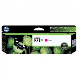Cartuchos Tinta HP 971Xl Magenta Original 80/5ml