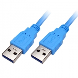 Cable Xtech XTC-352 USB 3.0 Macho a Macho 1,8m