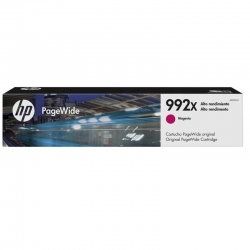 Cartuchos Tinta HP 992X Magenta Original 187ml