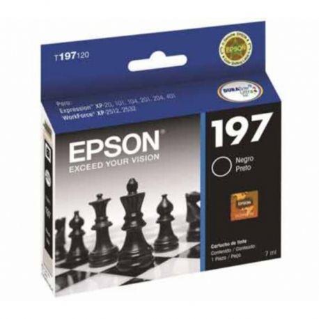 Cartucho EPSON K 197 XP 101 201 211 214 401