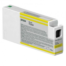 Cartuchos Tinta Epson Ultrachrome HDR Amarillo