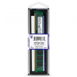 Memoria RAM DIMM Kingstone DDR3 4Gb 1600Mhz 240Pin