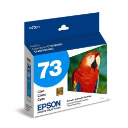 Cartuchos Tinta EPSON 73 Cyan Original 5ml