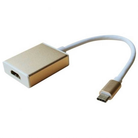 Adaptador Agiler AGI-1235 USB-C 3.1 a HDMI 4K
