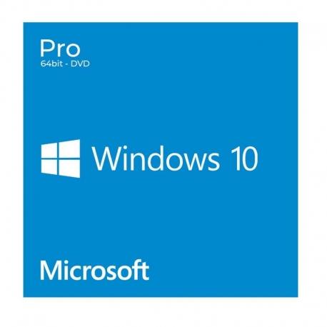Microsoft Windows 10 Pro 1 Licencia 64-bit-Español