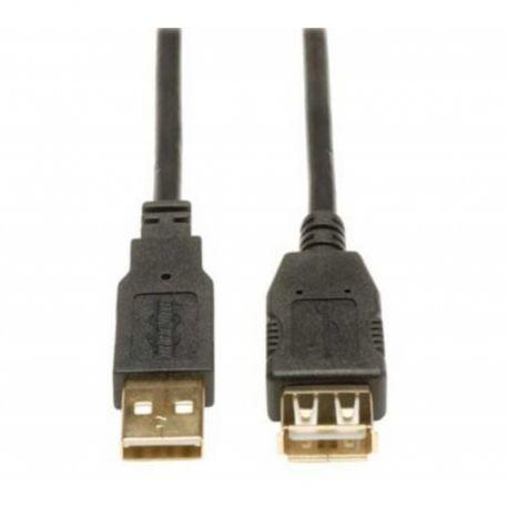 Cable de Extensión USB 6ft USB 2.0 Macho/Hembra