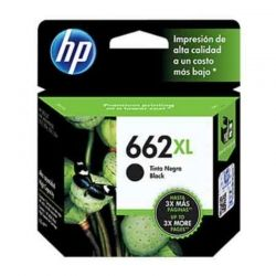 Cartucho HP Negro Compaq 662XL 2515 2615 3515