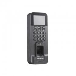 Lector de Huella Hikvision DS-K1T804MF Wi-Fi Eth