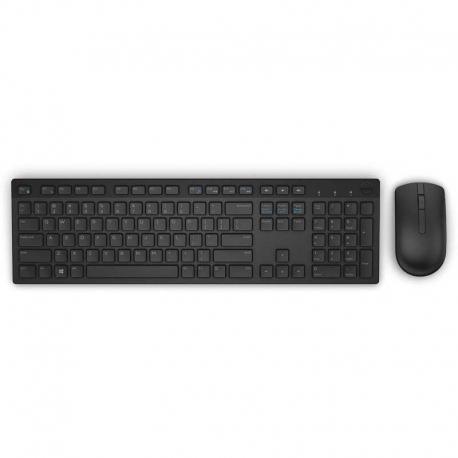 Teclado y Mouse Dell Km636 Inalámbrico 2.4 GHz