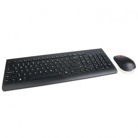 Teclado y Mouse Lenovo Essential Wireless 2.4GHz