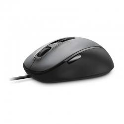 Mouse Microsoft Comfort 4500 5 botones USB Negro